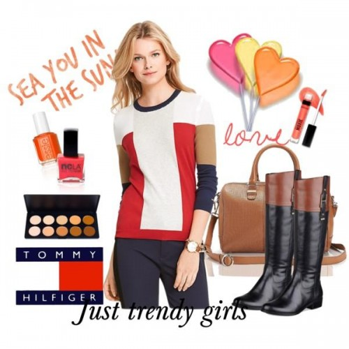 , tommy hilfiger sweater dress