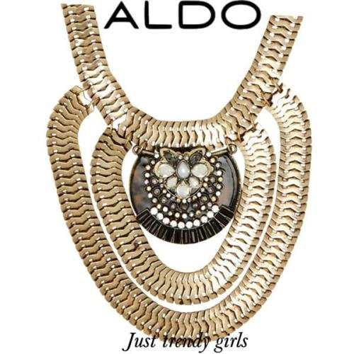 Aldo statement necklaces 2015