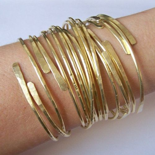 thin layered stack