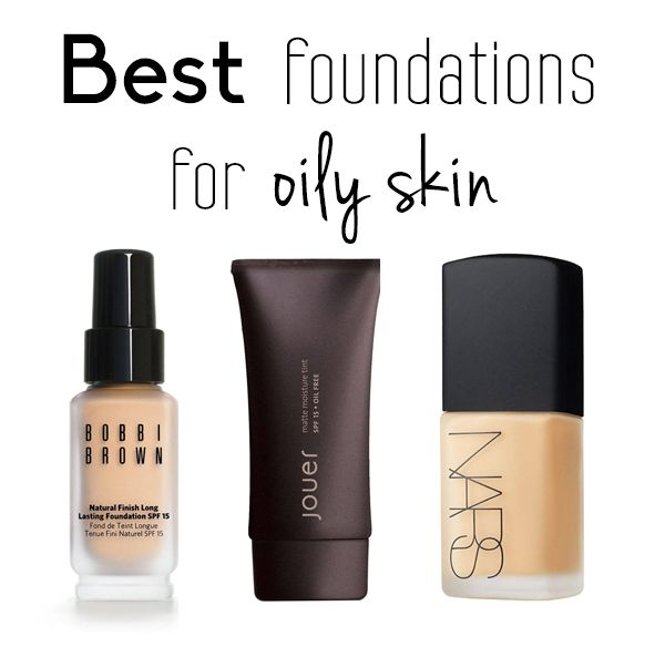 Best face foundation brand
