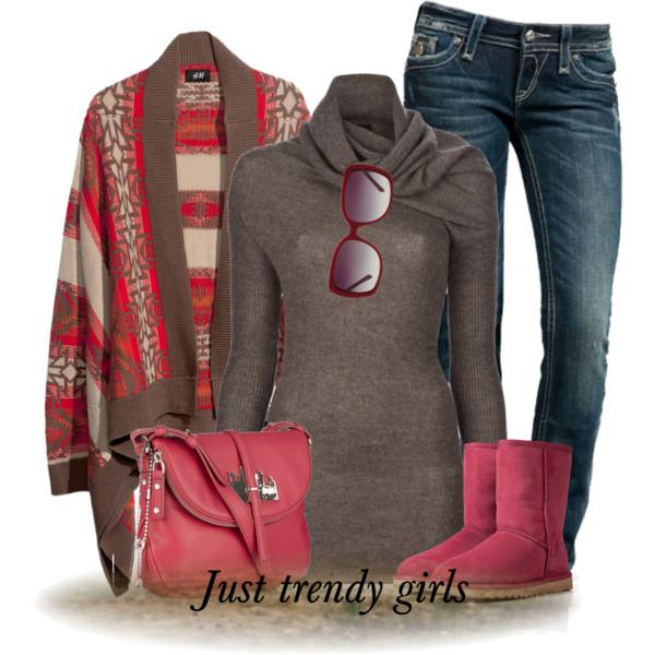 Winter Outfits 2017 Just Trendy Girls