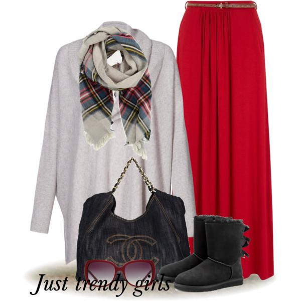 f614c679f Winter outfits 2017 – Just Trendy Girls