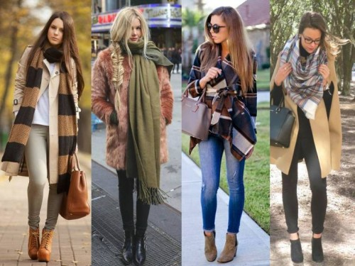 coats styling trends