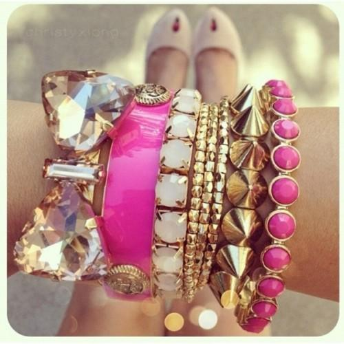 Stackable Bangle Bracelets for woman