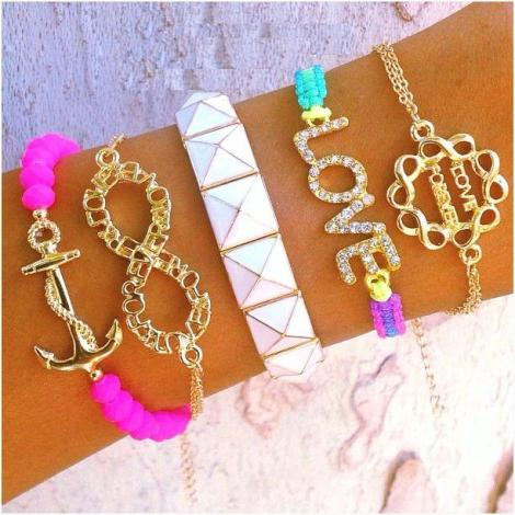 stylish bracelets for teens