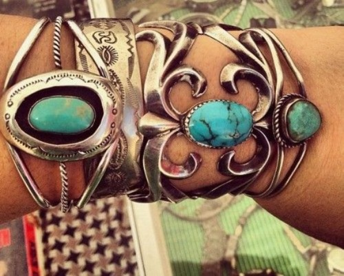 Bohemian fashion jewelry