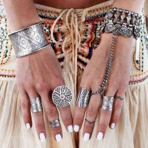 bohemian fashion jewelry just trendy girls
