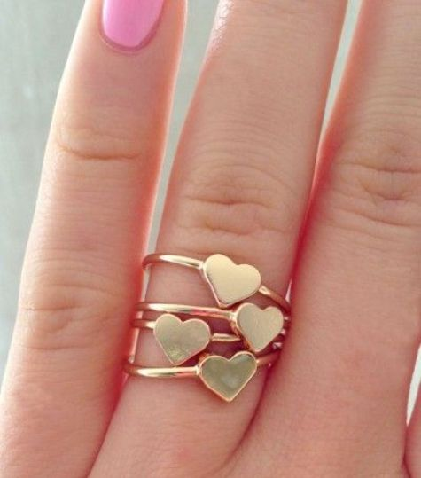 Cute and trendy rings for woman | | Just Trendy Girls