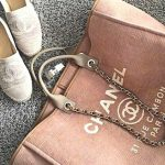 Chanel bags and shoes collection