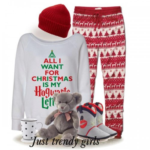 cute holiday pajamas for women