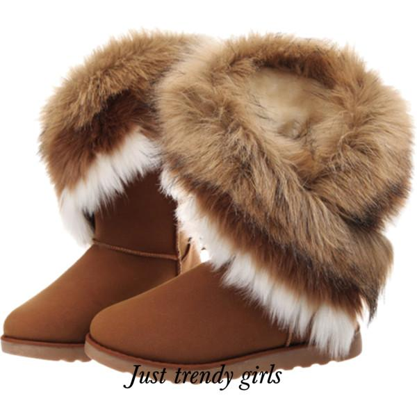 8a48c4b1094 Cozy fur boots for women | | Just Trendy Girls