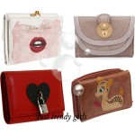 Trendy wallets for woman
