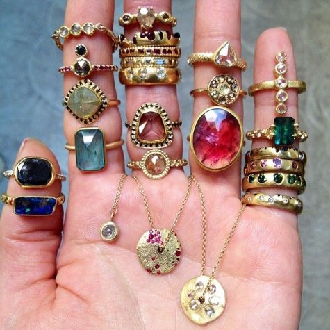 Bohemian fashion jewelry just trendy girls for Decor jewelry