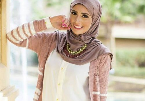 Beautiful Hijab Fashion Style Trends 2014 Just Trendy Girls