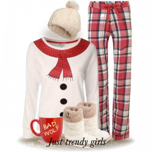 Fashion pajamas for woman
