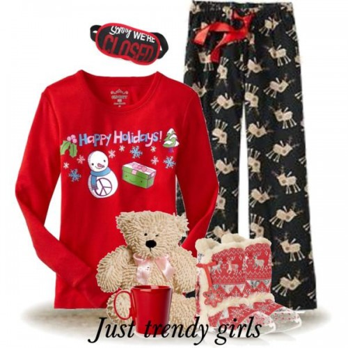 Pajamas and sleepwear for girls