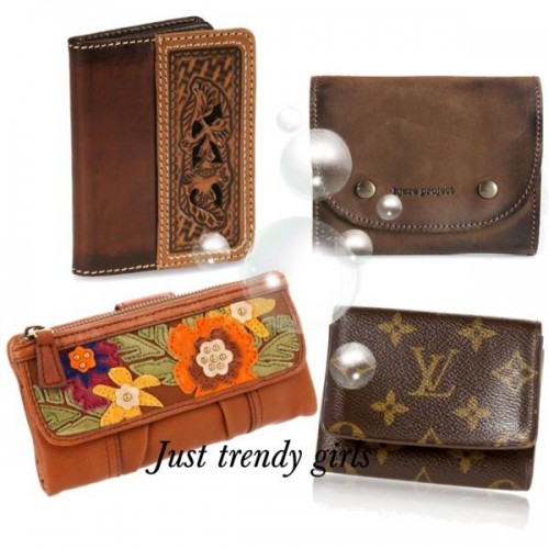 chic wallets fr woman