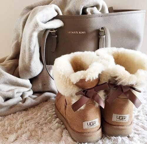 michael kors with uggs – Just Trendy Girls