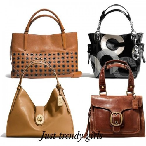 COACH Madison Shoulder Bags