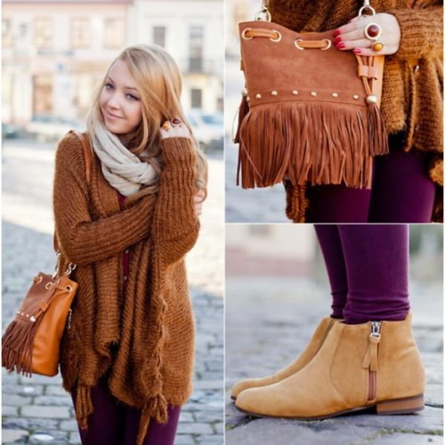 girly street style
