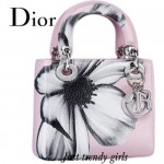 Lady Dior Bag in pink
