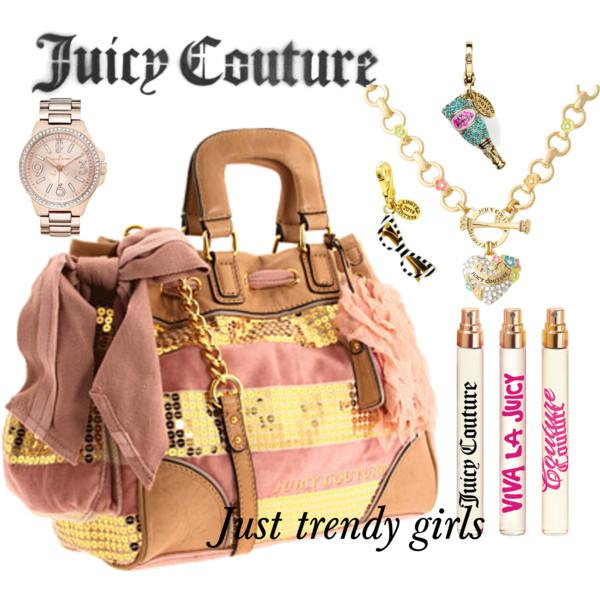 Juicy couture bags and accessories Just Trendy Girls