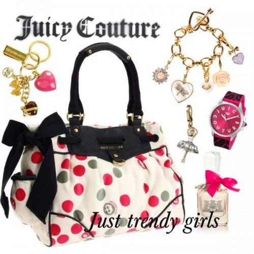 Viva la Juicy Gold Couture'