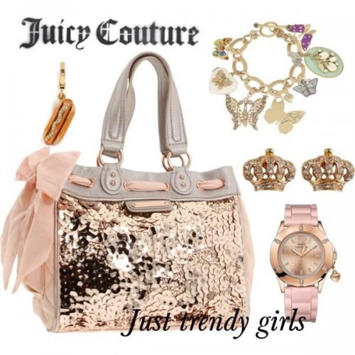 Juicy Couture bangles trend 2015
