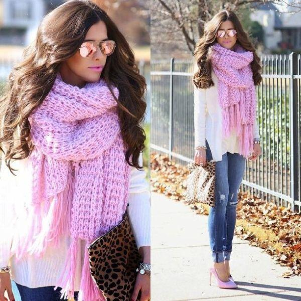 Great winter outfits on the street