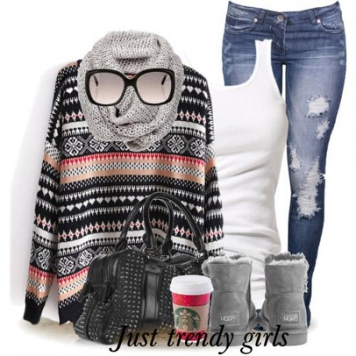 , Inspiring Winter Outfit Ideas