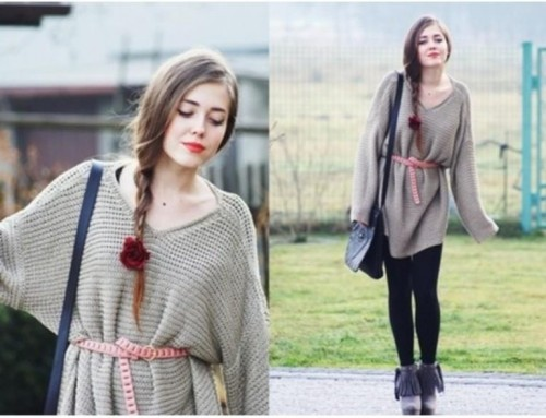 daily winter street styling ideas