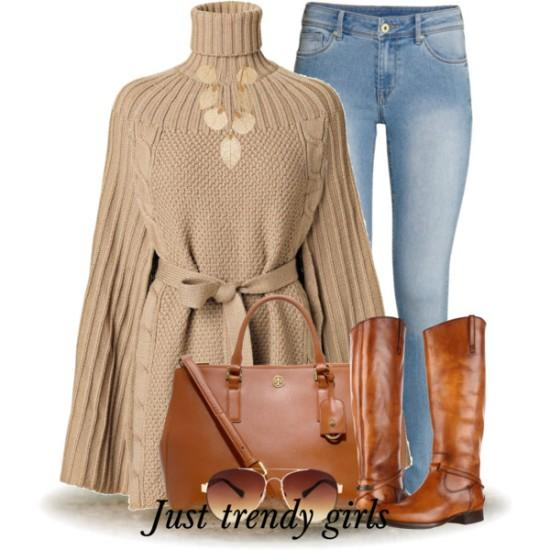 Casual Outfits In Warm Colors Just Trendy Girls
