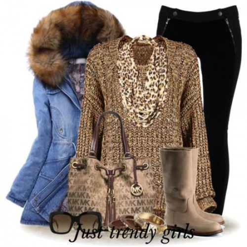 , winter outfits for trendy girls