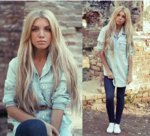 denim style lookbook