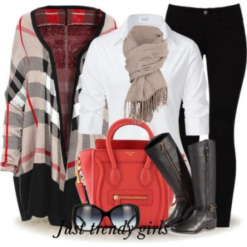 burberry cardigans outfits