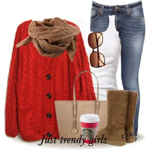 chunky chic outfits