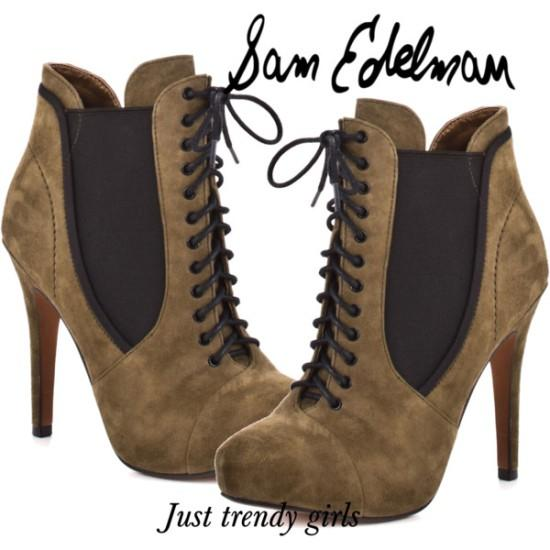 cafdc1452563 Sam Edelman ankle booties – Just Trendy Girls