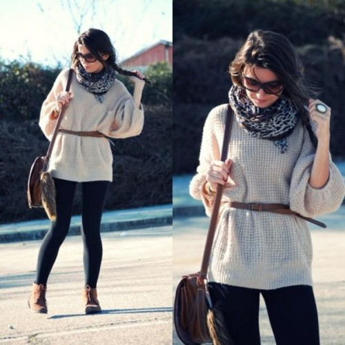 belted knit sweaters