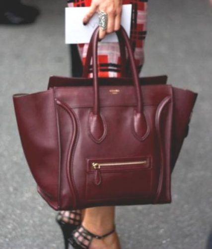 Every girls needs celine bag