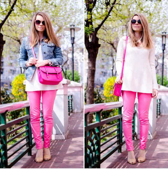 Spring lookbook outfits