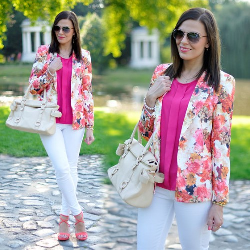 eye-catching spring street style