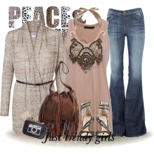 , mix and match spring casual outfits
