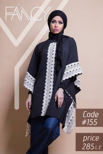 plus size hijab tunic