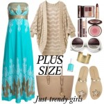 Dresses and Tops for Plus Size Women