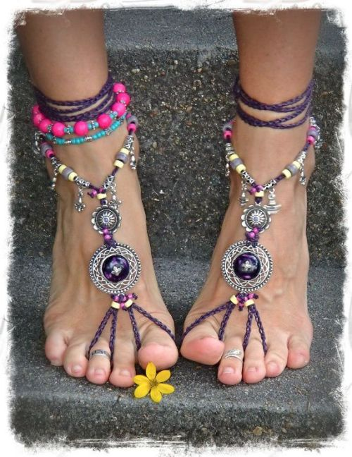 690873ab8 Bohemian Barefoot Sandals – Just Trendy Girls