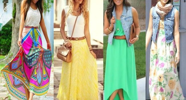 Summer Street styling ideas