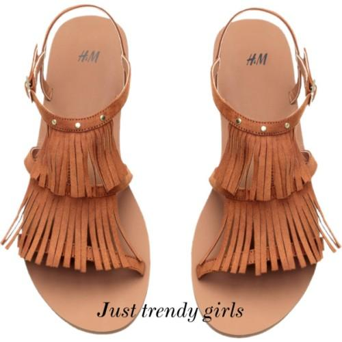 fring h&m sandals