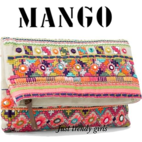 Ethnic beaded Clutch Bag