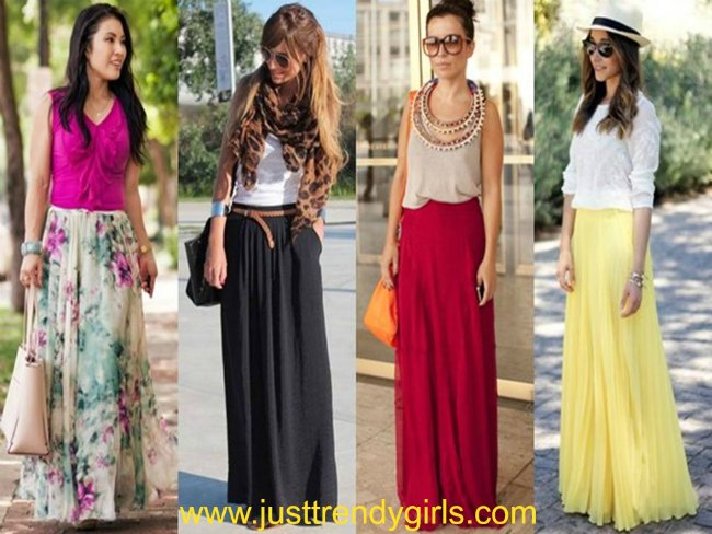 Maxi Skirts For Summer | Jill Dress