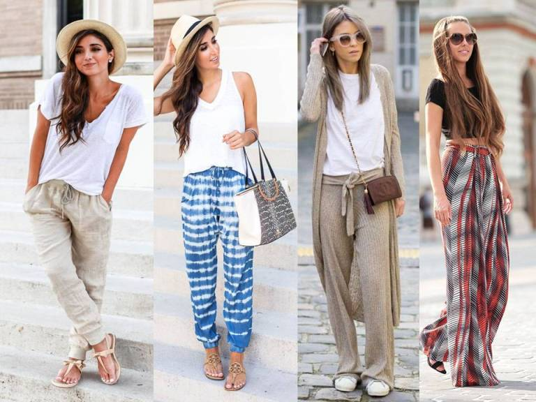 How to wear palazzo pants – Just Trendy Girls